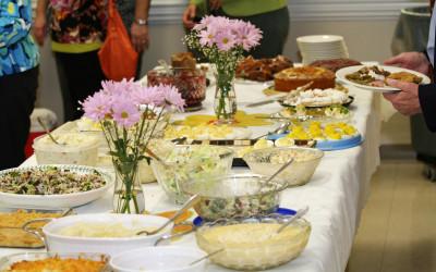 Celebration/Information Luncheon