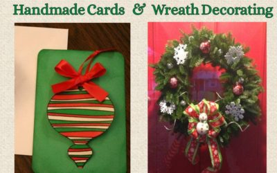 Christmas Crafting Classes