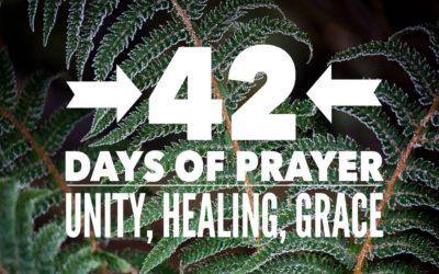 42 Days of Prayer