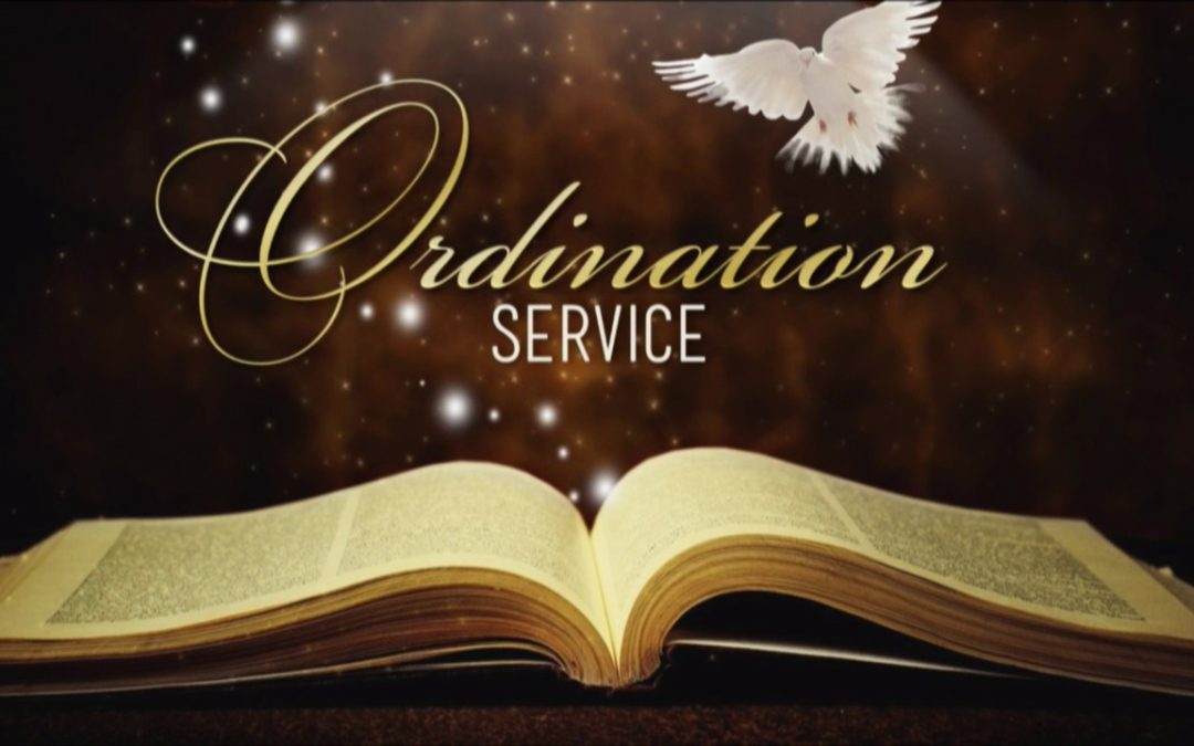 Deacon Ordination & Installation Service