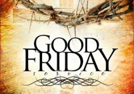 Good Friday Service | April 19 | 7:30pm