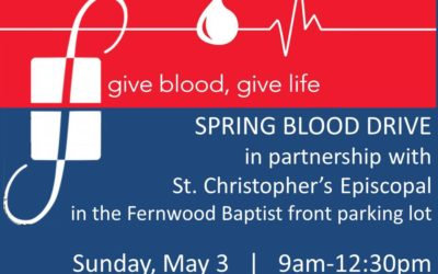 Spring Blood Drive rescheduled