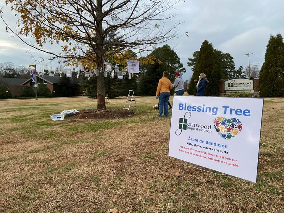 blessing tree